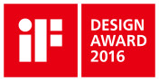iF design award winner 2016
