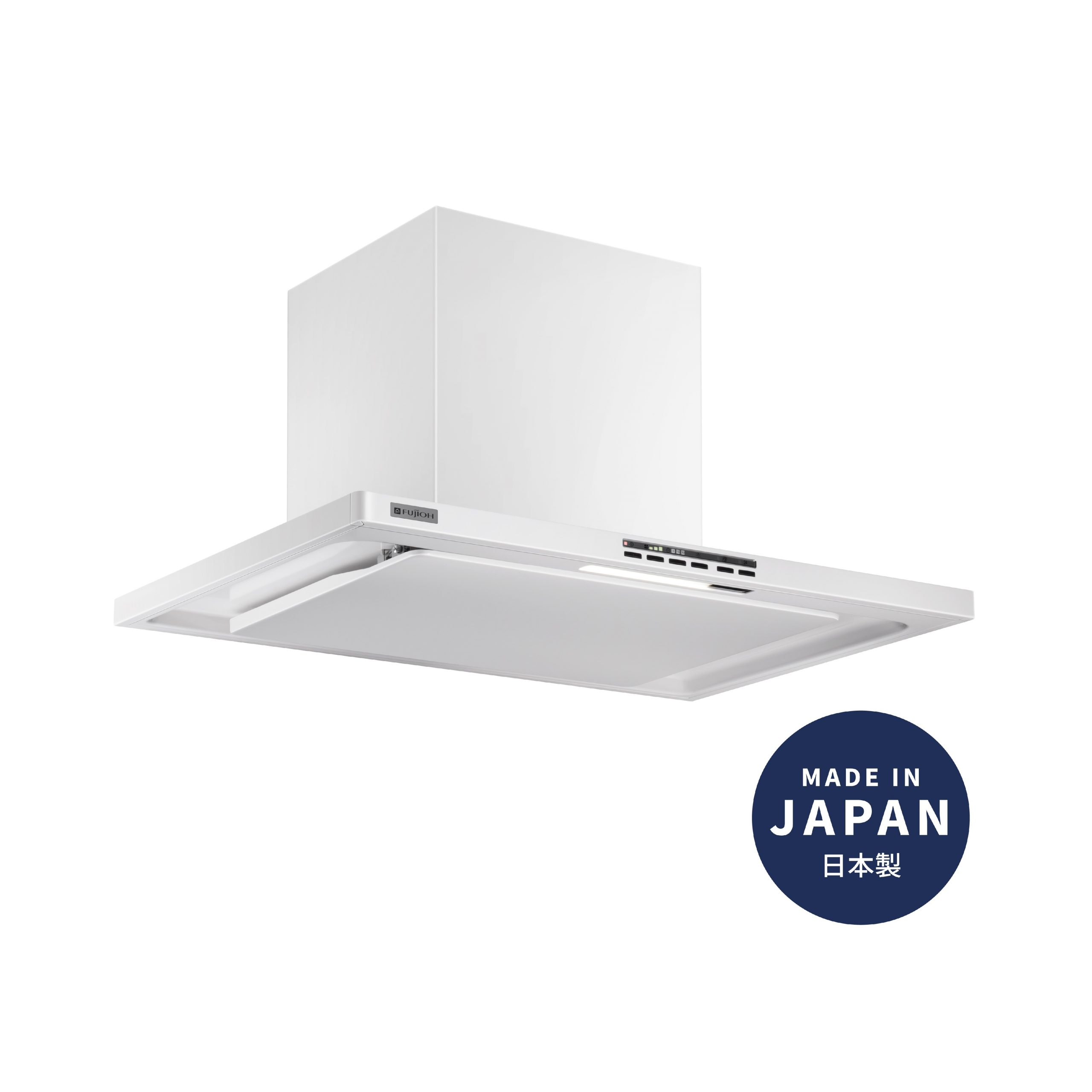 Made in Japan Chimney Cooker Hood with Oil Smasher